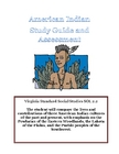 Social Studies: American Indians Assessment and Study Guide