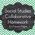 Social Studies Collaborative Homework