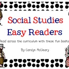 Social Studies Easy Readers