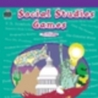Social Studies Games (Grades 5-8) Teacher Created Resources
