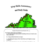 Social Studies: Geography &amp; Map Skills: Assessment &amp; Study Guide