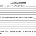 Social Studies: Let's Trade! A Second Grade Unit
