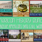 Social Studies Notebook Bundle- Native Americans, Explorer