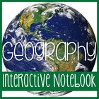 Geography -- Social Studies Notebook -- With Close Reading