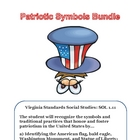 Social Studies:  Patriotic Symbols United States Symbols