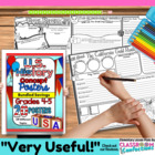 Social Studies Poster Pack {20 US History Topics for UPPER
