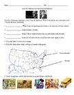 Social Studies: Susan B. Anthony & Mary Bethune Worksheet