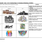 Social Studies VA SOL 2.3, 2.10 Community and Citizenship