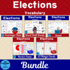 Social Studies Vocabulary: Elections Teaching Unit