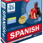 Software for Learning to Speak Spanish: Tell Me More Spani