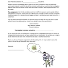 Soil Collection Parent Letter