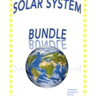 Solar System 4th grade ScienceBundle Pack