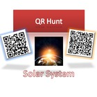 Solar System QR Code Scavenger Hunt