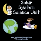 Solar System Science Unit K-3