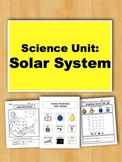 Solar System: Science Unit for Kids with Autism