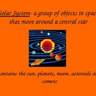 Solar System Unit Powerpoint