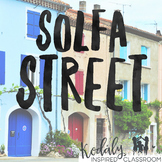 Solfa Street: Slides and Bulletin Board Printables