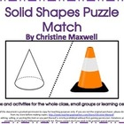 Solid Shapes Puzzles