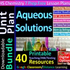 Solutions - Organized and Engaging Worksheets for High Sch