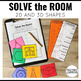 Solve the Room 2D and 3D Shapes