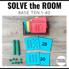 Solve the Room Base Ten Numbers 1-30