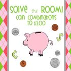 Solve the Room Coin Combinations