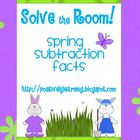 Solve the Room Spring Subtraction