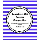 Solving Logarithmic and Exponential Functions - Racecar Co