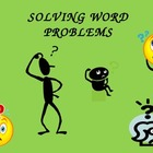 Solving Word Problems (Common Core)