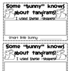 Some &quot;Bunny&quot; Knows Tangrams