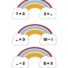 Some &quot;Number&quot; Over the Rainbow Math Center