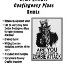 Some Zombie Contingency Plans MULTI-MEDIA REMIX Project