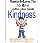 Somebody Loves You Mr. Hatch Book Study Activities and Questions