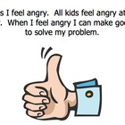 Sometimes I Feel Angry - Social Story - Autism