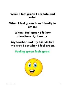Sometimes I Feel Green