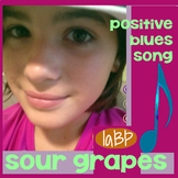 Song - country blues positivity - young singer - deep message