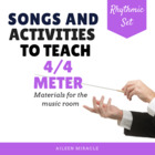 Songs and Activities to Teach 4-Beat Meter
