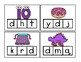 Sonidos iniciales (Spanish ABC game for your ABC center)