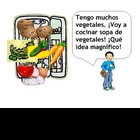 &quot;Sopa de Vegetales&quot; Original Story in Spanish