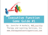 Executive Function Game Guide #1