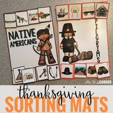 Sorting Mats for Students with Special Needs { THANKSGIVIN