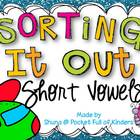 Sorting it Out: Short Vowels