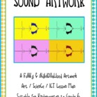 Sound Art - a funky digital artwork lesson outline