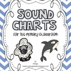 Sound Charts {for the Primary Classroom}
