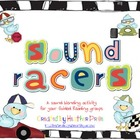 Sound Racers: A Word Blending Activity for Guided Reading