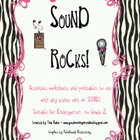 Sound Rocks - Science Activities, Printables and Worksheets
