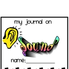Sound unit journal cover