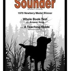 Sounder      Whole Book Test