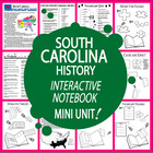 South Carolina History Lesson-Core Standards
