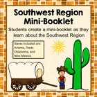 Southwest Region Activity Booklet Worksheets Social Studie